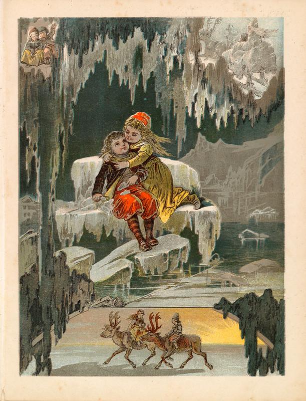 012-La reina de las nieves-Aardige sprookjes- Nationale bibliotheek van Neederland