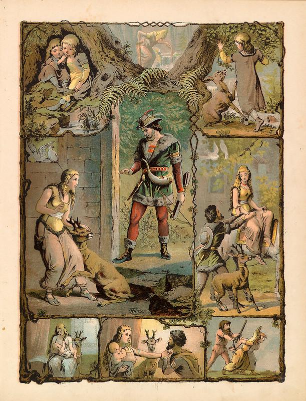 001-Hermano y hemana-Aardige sprookjes- Nationale bibliotheek van Neederland