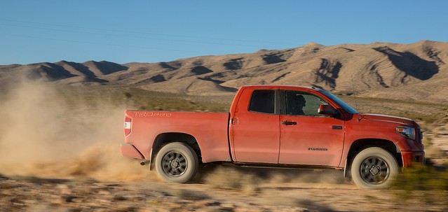2015 TRD Pro Tundra Toyota Truck