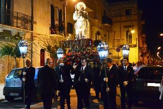 Noicattaro. Festa San Rocco 2014 front