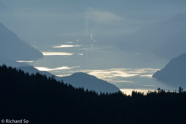 Howe Sound reflections