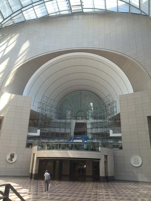 Ronald Reagan Building atrium
