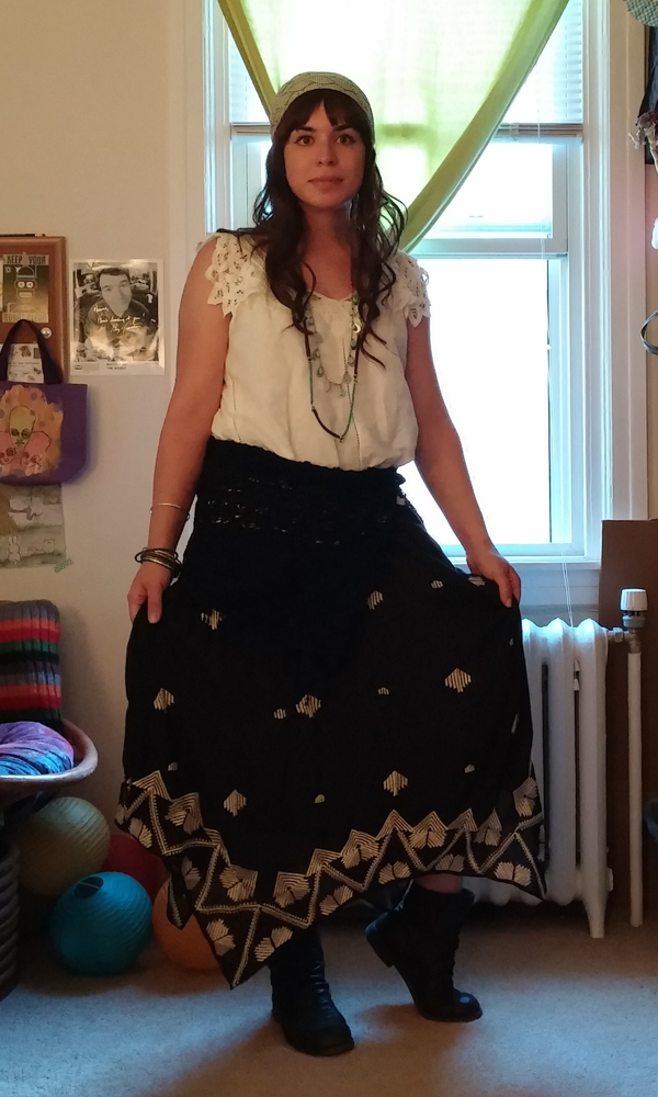 gypsy for the PA ren faire