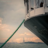 Distant Lady Liberty