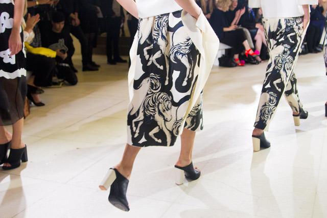 Issa SS15 London Fashion Week