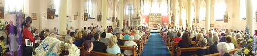 140914 – Dedication of St. Henry and St Elizabeth - Sheppey