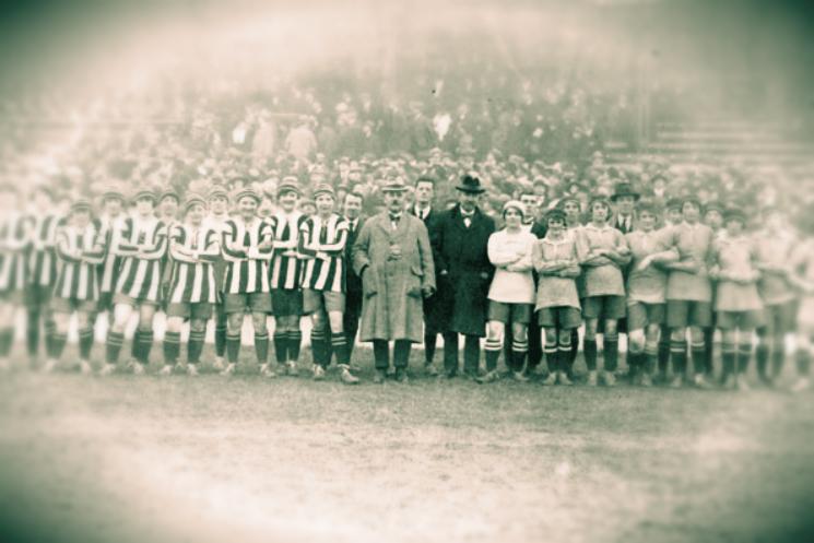 SÓCRATES: Dick, Kerr's Ladies FC: Las pioneras del fútbol femenino que se juntaron por la guerra