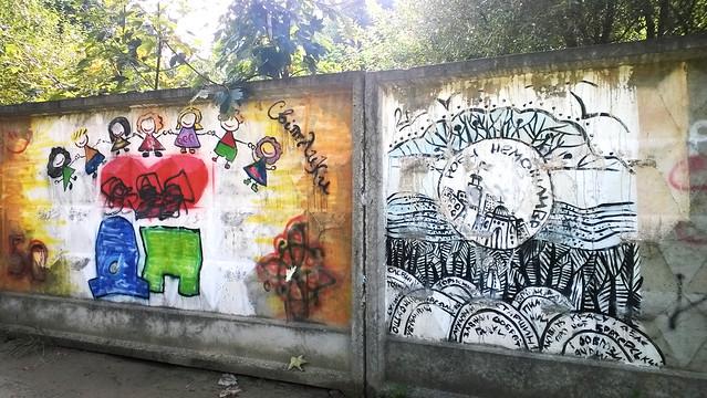 graffiti. Lviv, Ukraine