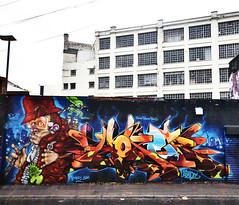 Rmer X Hoxer @Cityofcolours-Birmingham