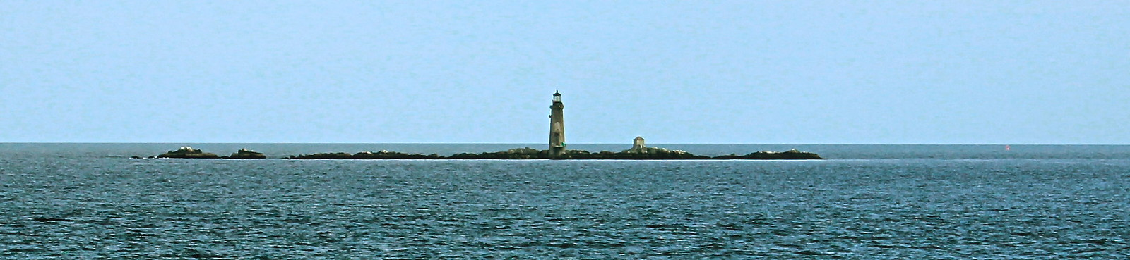 Graves Light, Boston Harbor