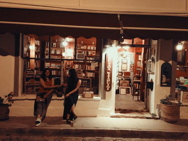 Best bookshop in island