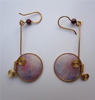 EarringsDoubleSpirals