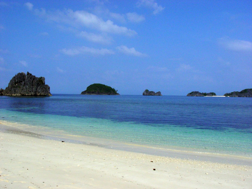 Caramoan Islands, Consocep Deer Farm, Camarines Sur