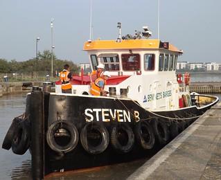 Steven B (16) @ KGV Lock 06-09-14