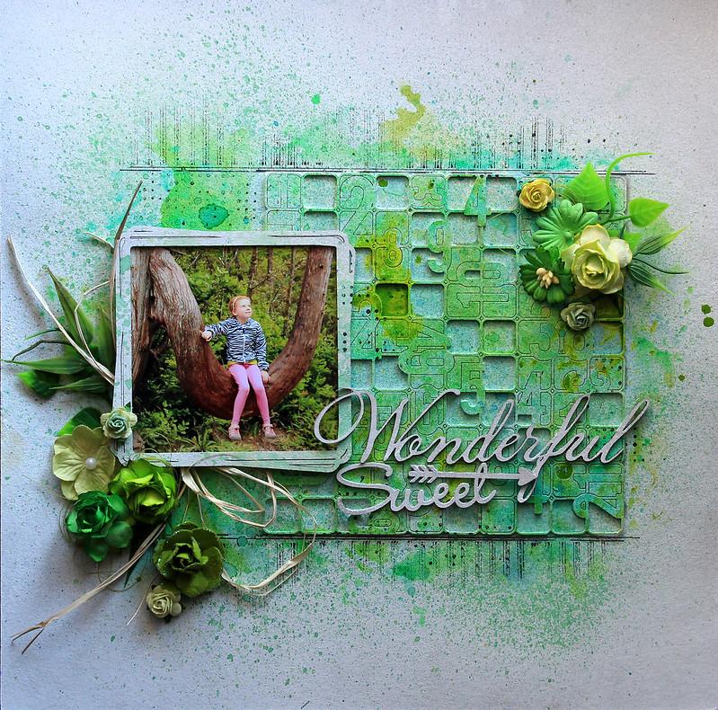 4 octobre : 2 pages monochromes pour Blue Fern Studios 15164568420_b8760dfc10_c
