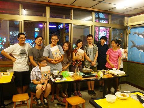 在地同享月餅餐,想像社區共同體:從竹圍社區剩食工作坊談起