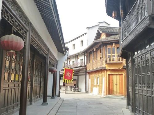 Zhejiang-Hangzhou-Quartier historique-Jour (24)