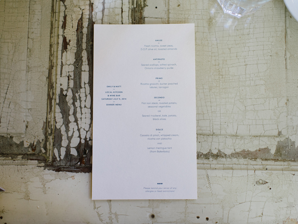 Celine Kim Photography intimate High Park Parkdale restaurant wedding Toronto wedding EM-44