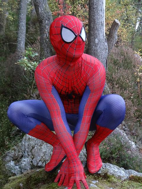 Spider-Man @ Loch Lomond