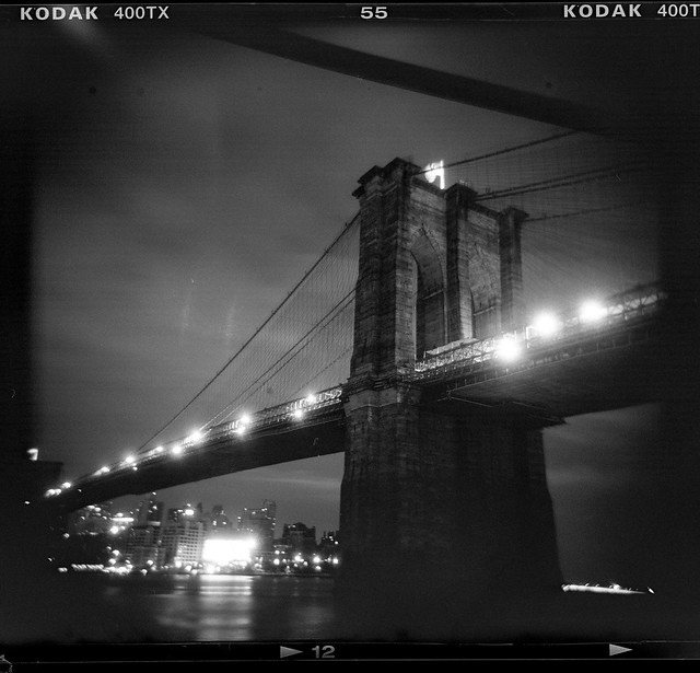 The Bridge - Analog