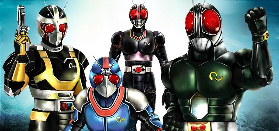 Xem phim Kamen Rider Black RX - Kamen Rider Black RX Vietsub