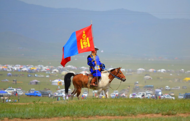 A Classic Journey of Mongolia