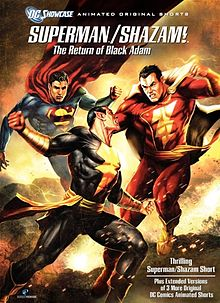 Superman/Shazam: The Return of Black Adam (2010) - Superman/Shazam: Sự Trở Lại Của Black Adam