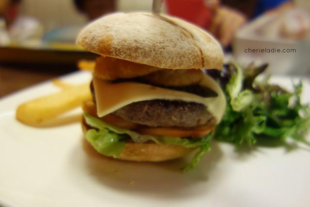 Jalapeno BBQ Burger ($16.50)