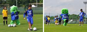gachapin-soccer