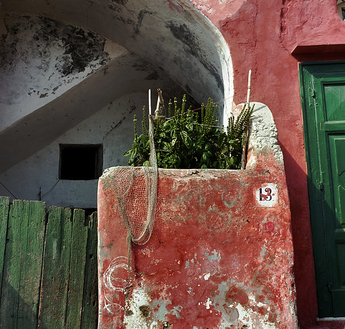 Procida'60-The fisher house