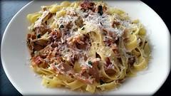 Chanterelle pasta