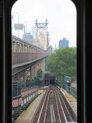 New York City Transit Geometry Car Tour - 7/24/2014