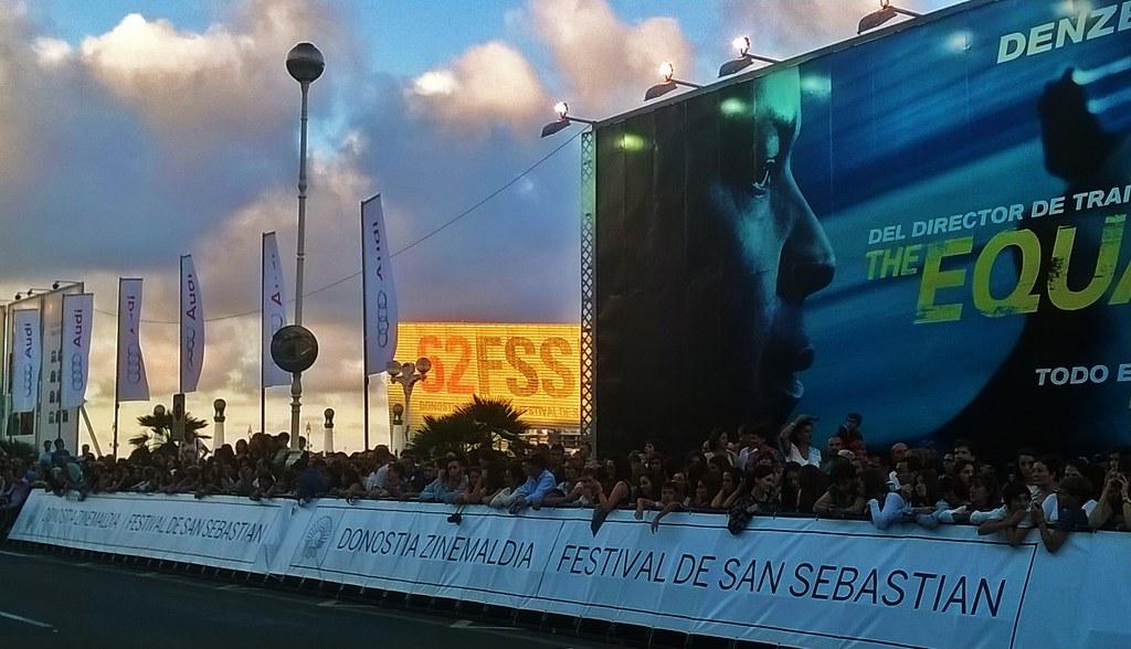 San Sebastian Film Festival, 2014.-Festival de cine San Sebastian, 2014.