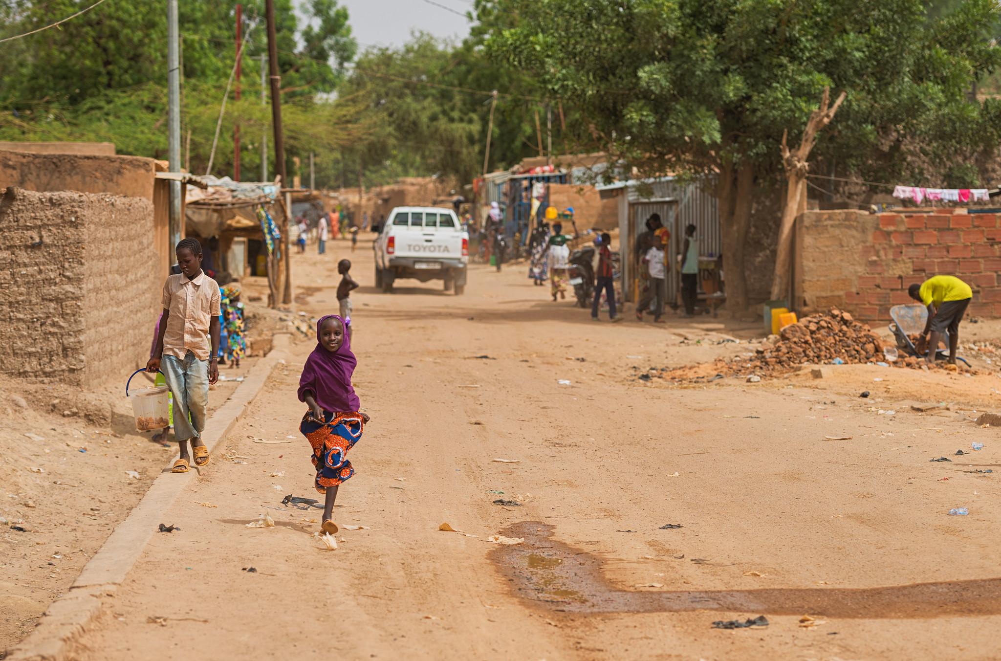 Old Town Niamey