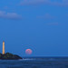 Ninini Point Lighthouse Aug SuperMoon