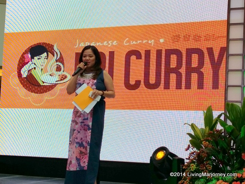 Eri Curry SM Megamall