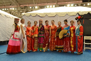 June 14 '15 San Diego County Fair Silk Road Fashion Show