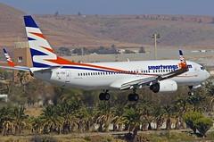 LPA/GCLP: Smartwings Boeing B737-800 OK-TSH
