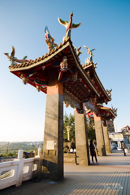Funky Taiwan - Danshui - Tien Yuan Temple - 20170402