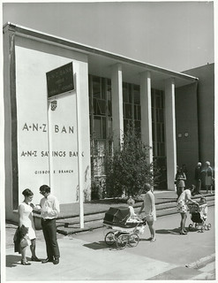 A. N. Z. Bank, Gladstone Road, Gisborne