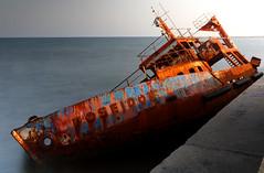 Poseidon's decay...