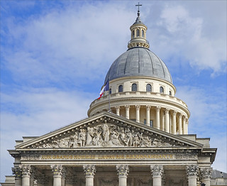 Panthéon の画像. paullandowski panthéon france dalbera mémorial fronton daviddangers