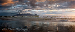 Table Mountain Pano-Rig Sunset