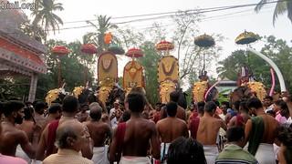 Thrissur Chelakottukara Sree Maheswara Bhagavathy Temple Makayiram Mahotsavam 4