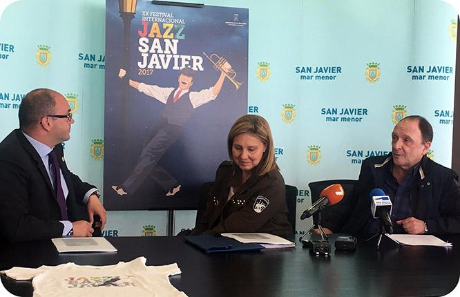 Jazz San Javier avanza la programación de su vigésima edición