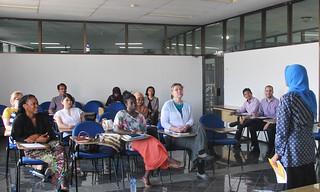 ICRS Welcoming Luce Exchange Students 2014