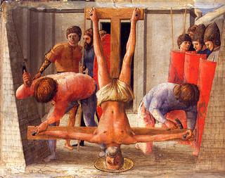 crocifissione-pietro