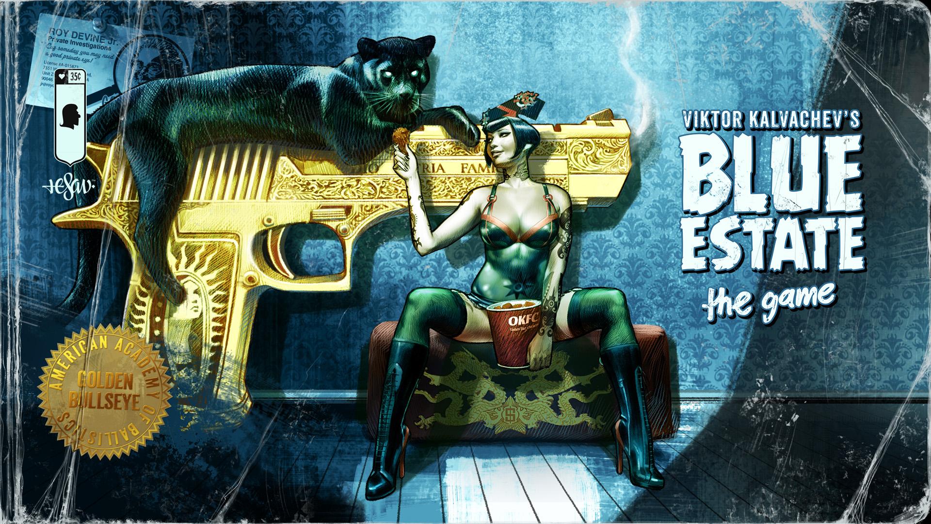 Blue Estate - PS4