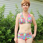 Simplicity 5644 Jiffy Bikini