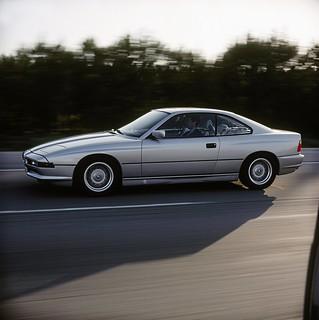 BMW Serie 8 cumple 25 años